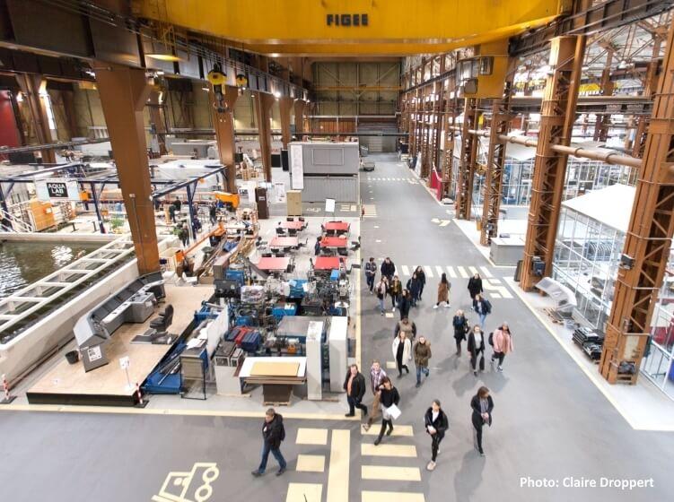 rotterdam claire droppert rdm heijplaat ondernemen innoveren makerspace makers district