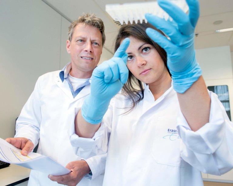 rotterdam erasmus mc medisch levien willemse universiteit innovatie