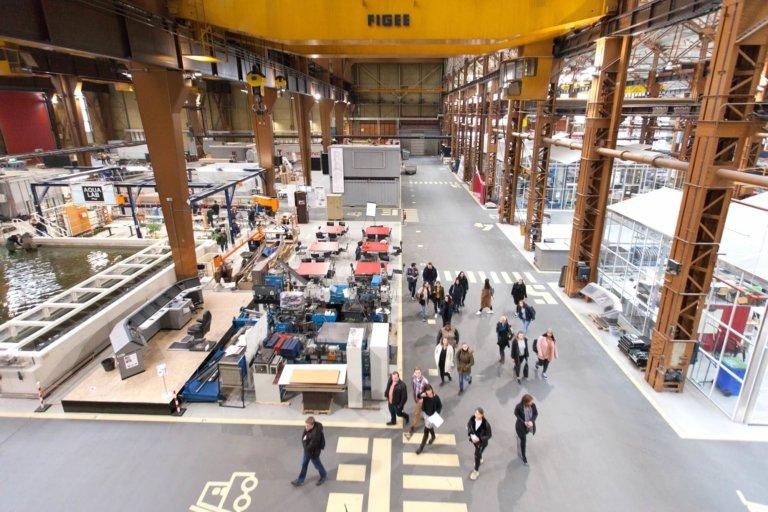 rotterdam rdm heijplaat hal innovatie makerspace innovatie