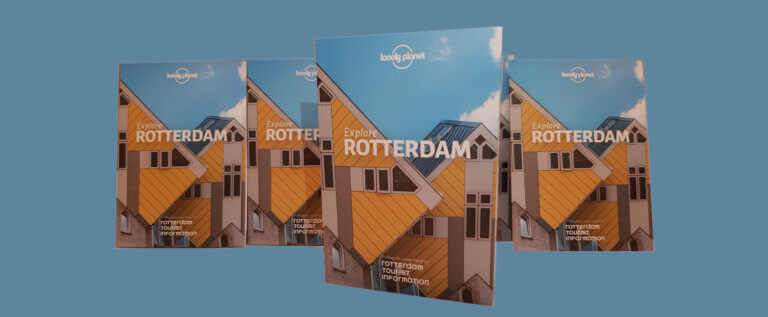 Lonely Planet Mini Guide Rotterdam