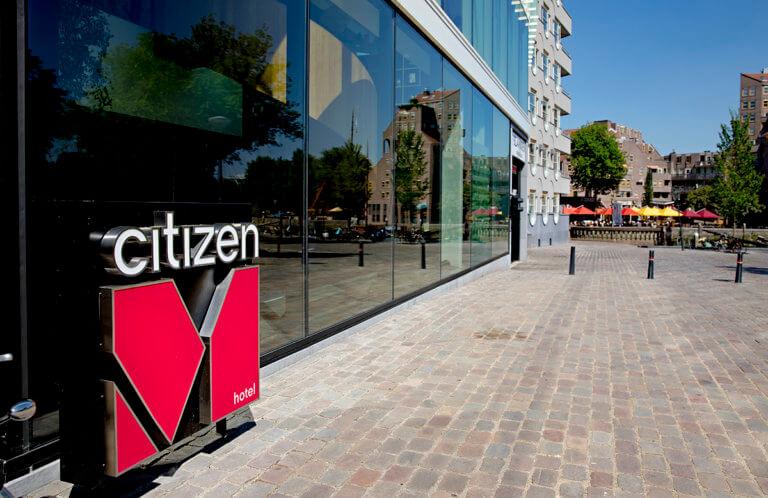 Citizen M Hotel Rotterdam Blaak