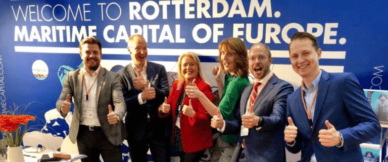 Rotterdam Maritime Capital of Europe