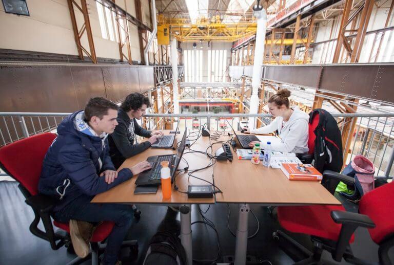 IT Campus Rotterdam geopend