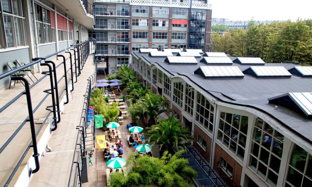 Het Industriegebouw Rotterdam - wonen in Rotterdam