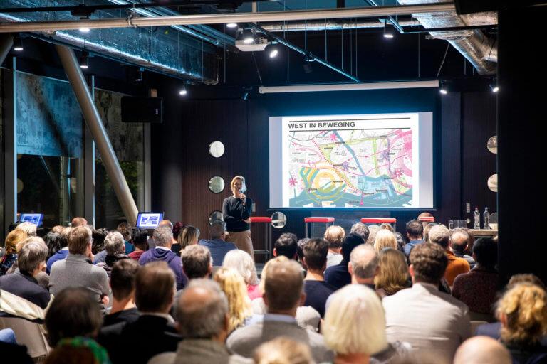 Inspiratiebijeenkomst Wonen in Rotterdam - Sparta Stadion - 30 oktober 2018 - was een succes