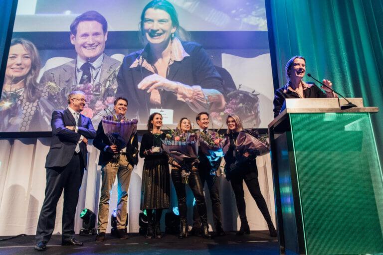 Kunsthal wint Marketing Award Rotterdam 2018