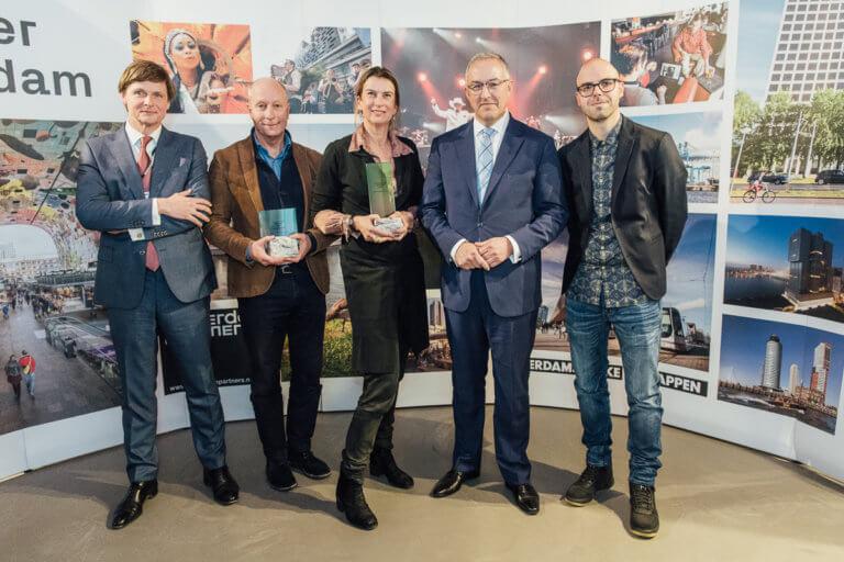 Rotterdam Marketing Awards uitreiking 2019 Rotterdam Partners M4H en Kunsthal