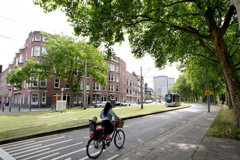 Spangen-Mathernesserdijk Rotterdam