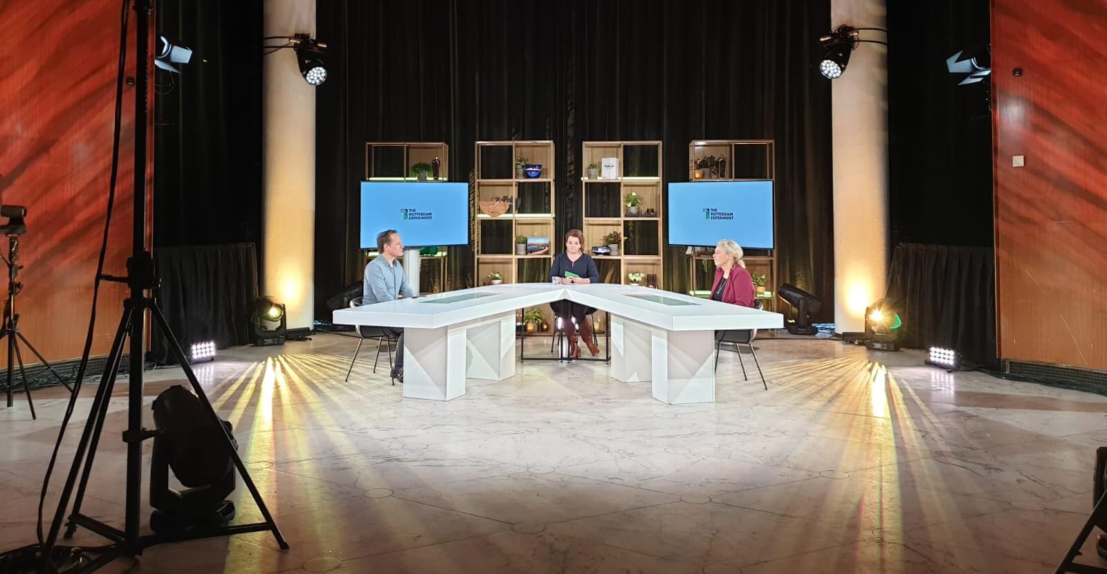 De 'Table Talk' leverde interessante gesprekken op, en waardevolle inzichten, die binnenkort op de event webpage zullen worden gedeeld.