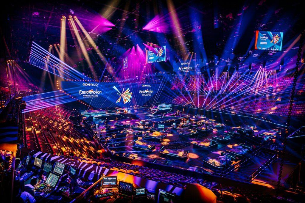 Eurovision in Ahoy: Rotterdamse co-creatie, creativiteit en perfecte venue